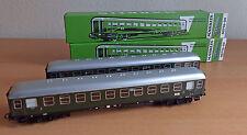 Märklin H0 2 österreichische D-Zug-Wagen 2. Kl. (00796-04), neu, OVP