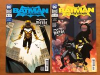 Batman and the Signal #1 + #2 (Declan Shalvey B Variant + #2) 1st Prints DC NM+