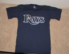 Tampa Bay RAYS XL T-Shirt Men's MLB Shirt Blue NEW