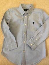 Ralph Lauren cotton shirt boys BNWT age 6