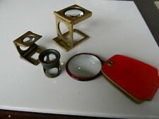 table top magnifiers antique