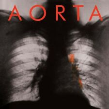 AORTA - Self titled. CD. Brand new + factory sealed. Classic 1969 pychedelia