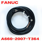1PC NEW For FANUC A05B-2255-C102 Teach Pendant A660-2007-T364 Cable #H719K YD