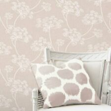 Colours Imogen Earth Floral Smooth Wallpaper - Paste the Wall Technology WP 7368