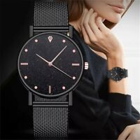 Luxury Women's Casual Quartz Stainless Steel Watch Analog Wristwatch FashionGift