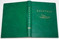 KALEVALA - Finnish epic epos in ESPERANTO language, Finland 1985