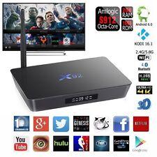 X92 Android 6.0  Octa-Core 2GHz 2GB 16GB KODI 16.1 Smart TV BOX 4K 60fps IPTV