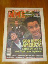 NME 1994 NOV 5 GREEN DAY LAURENT GARNIER NIRVANA