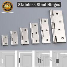 1pc 1/1.5/2/2.5/3/4'' Inch Stainless Steel Mini Hinge Cigar Box Hinge