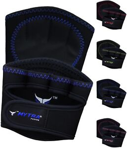 Mytra Fusion Grip Pads Palm Gym Bar hand Grips for Men Women Workout Quick Pads