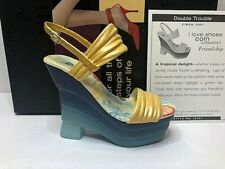 """Just The Right Shoe Raine """"Double Trouble"""" #25491 ( see my other items 90+)"""