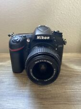 Nikon D7100 24.1 MP Digital SLR Camera With 18-55mm Lens - 1,098 Clicks!