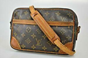 Auth LOUIS VUITTON Trocadero 23 Shoulder Bag Monogram Leather BN M51276 69JC032