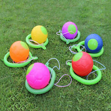 1Pcs New Skip It Ball Playground Toy - Ankle Skip Jumping Toy For Children AU
