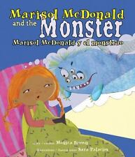 Marisol McDonald and the Monster: Marisol McDonald y El Monstruo (English and Sp