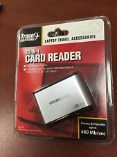USB 35 in 1 Card Reader Travel Solutions, Laptop, Computer, Portable, Win or MAC