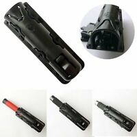 360° Rotation Expandable GAS Swivelling Baton Case Telescopic Stand Holder Black