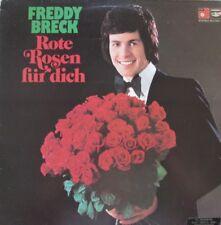 FREDDY BRECK - ROTE ROSEN FUR DICH  - LP