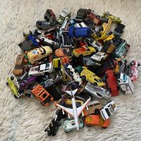 Lot Of 88 Hot Wheels Matchbox Vintage Toy Cars Vehicle Hulk Redline Plane