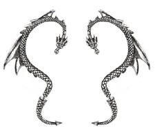Alchemy Pewter Earring The Dragon's Lure Pair - Left & Right