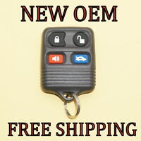 NEW OEM 98-04 FORD MERCURY LINCOLN KEYLESS REMOTE FOB TRANSMITTER CWTWB1U343