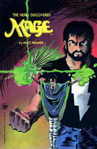Mage #1 FN; COMICO   save on shipping - details inside