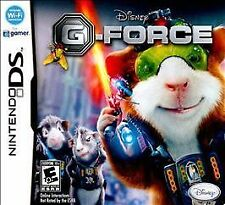 G-Force (Nintendo DS, 2009) VERY GOOD