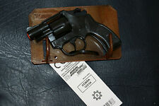 VINTAGE RARE CAP GUN 4,5 inch COBRA EDISON GIOCATTOLI 8 SHOTS POLICE TOY