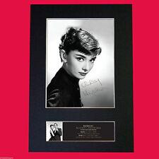 H Surname Initial Pre-Printed Film Autographs