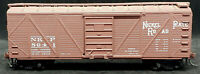 HO Scale Roundhouse: NKP #8041 Nickel Plate Road 40' Single Door Boxcar, VINTAGE