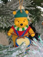WINNIE THE POOH DISNEY GROLIER CHRISTMAS COLLECTIBLE RARE XMAS ORNAMENT