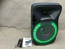 Blackweb Bwa17Aa007 1500-Watt Light-up Pa Speaker