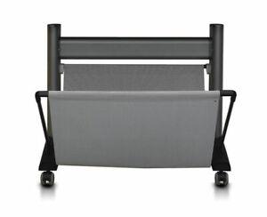 HP Designjet T610 T620 T790 Printer Floor Stand & Media Bin - Q6663A