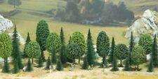 Busch 6590 Mischwald mit 35 Bäumen Spur N