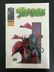 SPAWN #21 IMAGE COMICS 1994 VF