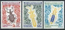 TAAF - FSAT - 1973 - Insectes II - N° 49 à 51  - Neuf ** - MNH