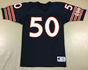 Vintage Chicago Bears #50 Football-NFL Champion Jersey Size40