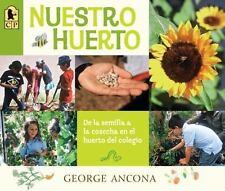 Nuestro Huerto: de la Semilla a la Cosecha en el Huerto del Colegio = It's Our G