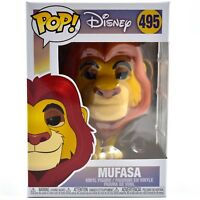 Funko Pop! Disney The Lion King Mufasa #495 Vinyl Action Figure