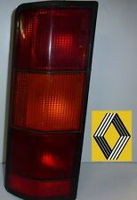 RENAULT EXPRESS phase 1 FEU CLIGNOTANT ARRIERE GAUCHE ARG LEFT avec porte lampes