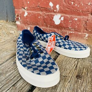 Vans x Harry Potter Navy Checked Ravenclaw Is Size 8.5 M/ 10 W