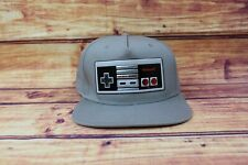 Nintendo Entertainment SYSTEM Gaming Controller  Snap Back Hat