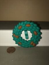 Fisher Price Loving Family Dollhouse Christmas wreath