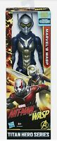 """NEW SEALED 2017 Wasp Marvel Ant Man and the Wasp 12"""" Titan Hero Action Figure"""