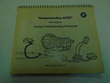 BMW Understanding AEGS Testing & Troubleshooting Procedures Manual OEM Book ***