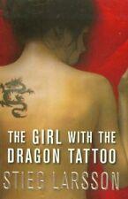 The Girl With The Dragon Tattoo-Stieg Larsson,Reg Keeland, 9781847243492