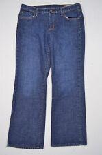 GAP Sz 12a Ankle Classic Fit Boot Cut Dark Wash Stretch Denim Jeans