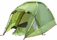 Waterproof Family Camping Tent, Portable 3 Person Outdoor Instant Cabin Tent