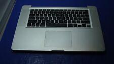 "Macbook Pro 15"" A1286 2010 MC373LL Top Case w/ Keyboard & Trackpad 661-5481 GLP*"