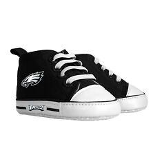 Philadelphia Eagles Pre Walkers Hightop Shoes Sneakers 0-6 Months Baby Fanatic